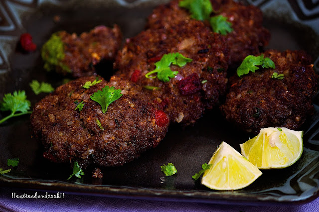 how to make Chapli Kabab recipe and preparation