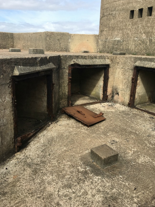 Bream-Down-Fort-gun-emplacements