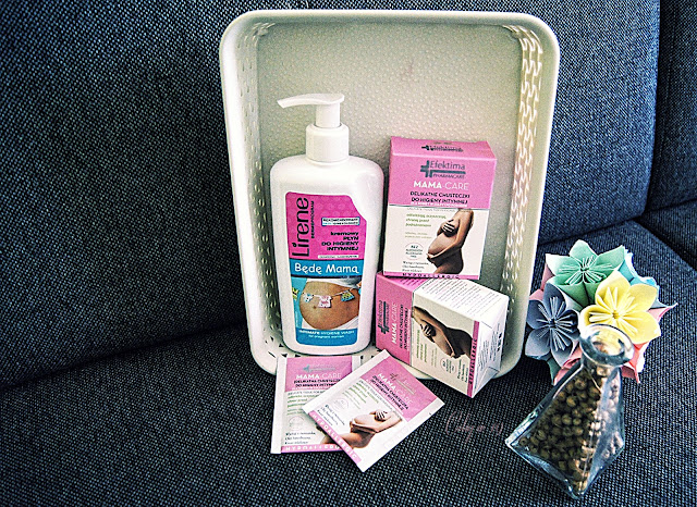 Kosmetyki do higieny intymnej dla przyszłych mam