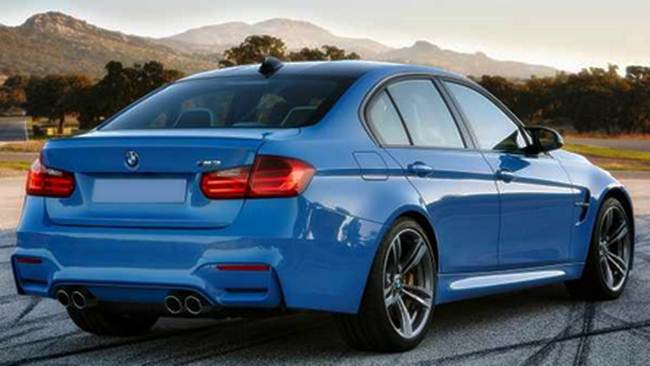 2017 BMW 3 Series Redesign Modern
