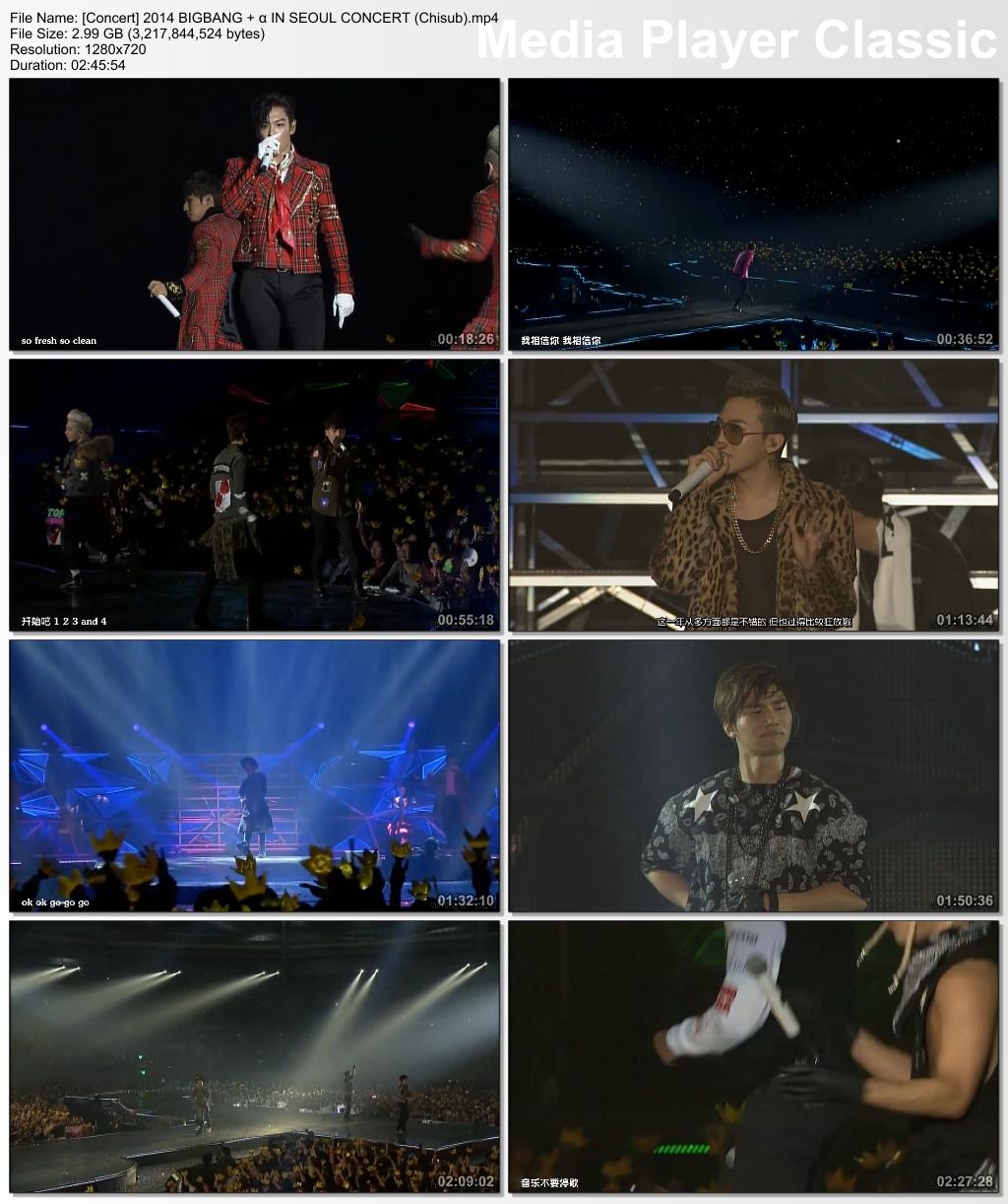[Concert] 2014 BIGBANG + α IN SEOUL CONCERT (Chisub)