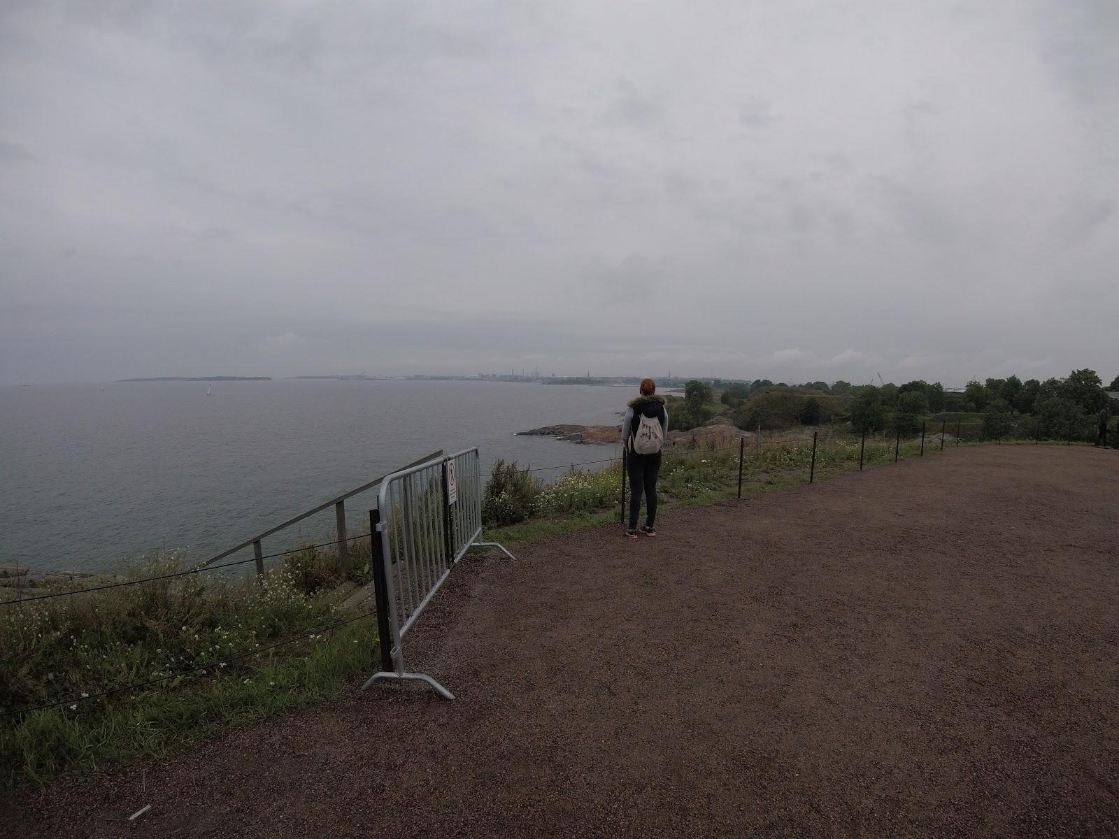 Kustaanmiekka - Suomenlinna - Helsinki