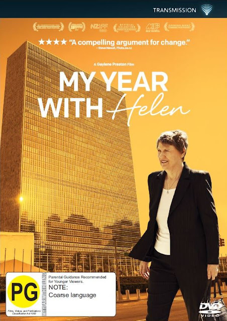 Win a copy of My Year With Helen on DVD