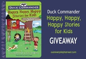 Happy, Happy, Happy Stories for Kids Giveaway