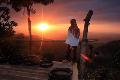 sunset, sunrise, jogja, kulon progo