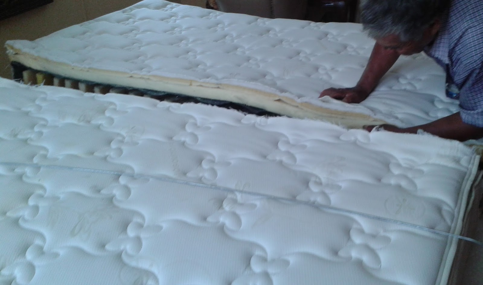 Mantenimiento corte y fabricaci n colchones a la medida for Que medidas tiene un colchon king size