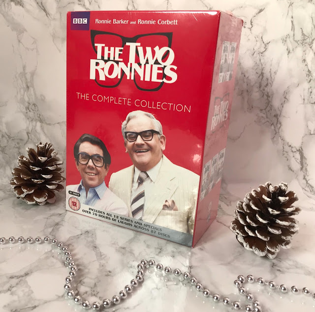 DVD box set of the Two Ronnies BBC show