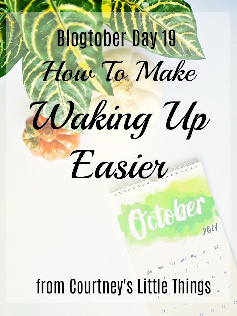 4 ways to make waking up easier