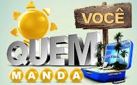 Você quem manda www.vocequemmanda.com.br
