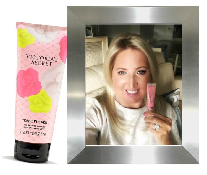 Victoria's Secret Tease Flower Fragrance Lotion Review