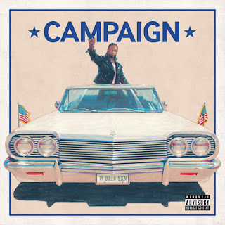 Ty Dolla $ign - Campaign (2016) - Album Download, Itunes Cover, Official Cover, Album CD Cover Art, Tracklist
