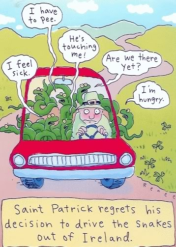 Saint Patrick TV series