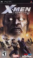 X-Men Legends II: Rise of Apocalypse (USA) PSP