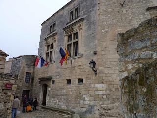 Ayuntamiento de Les Baux-de-Provence.