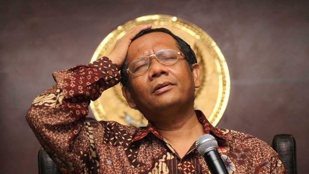 Mahfud MD Heran, Dulu Membiarkan, Sekarang SBY Dimaki-maki Ruhut