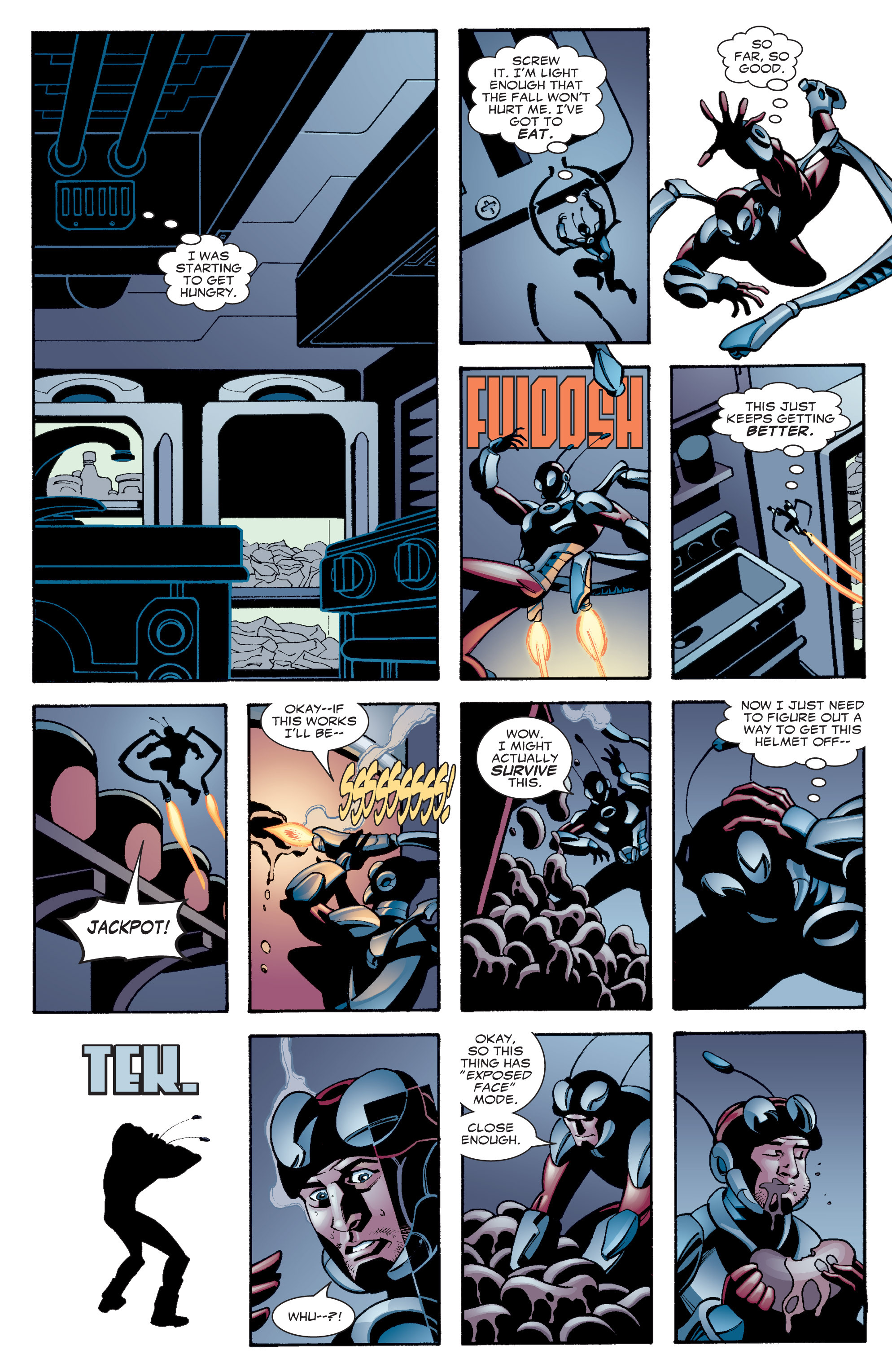 The Irredeemable Ant-Man Issue #2 #2 - English 6