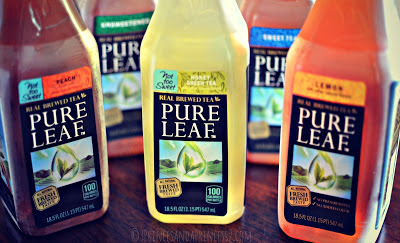 Not Too Sweet Pure Leaf Iced Tea