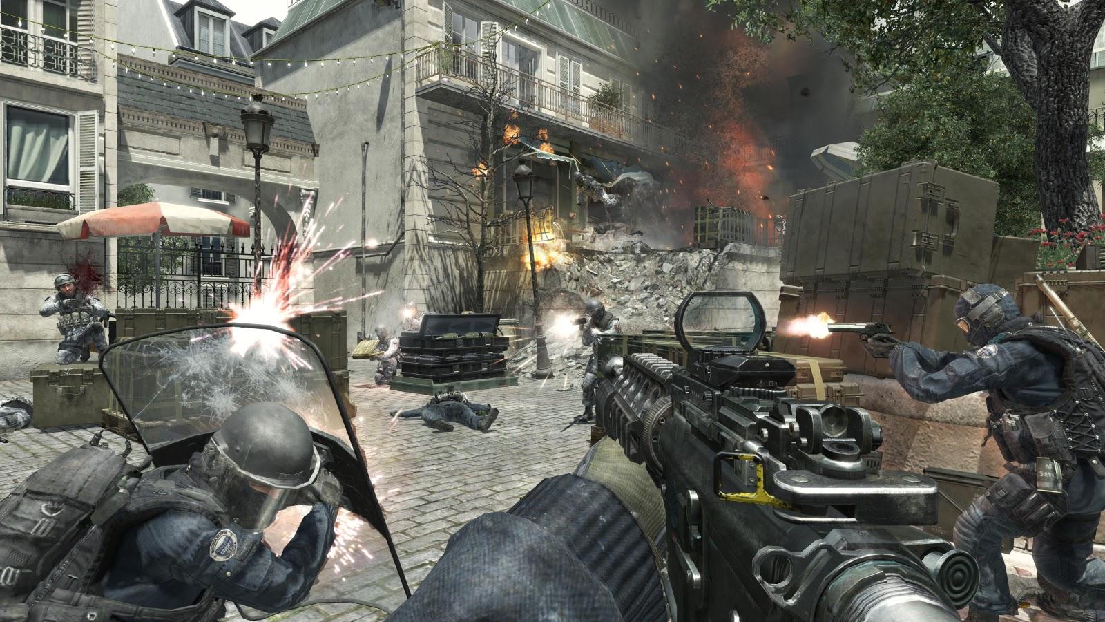 PS3XLAVENA: Nuevo tráiler para COD: MW3 Striker Packages