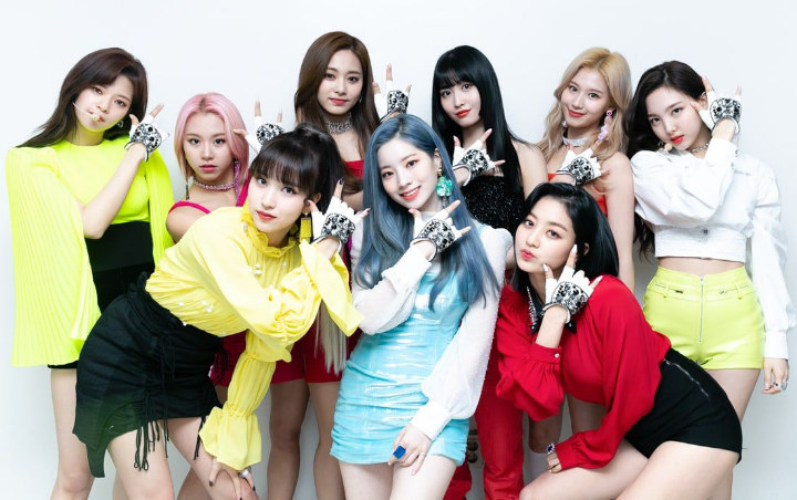 Twice 'Fancy You' became the Girl Group album with the most sales on