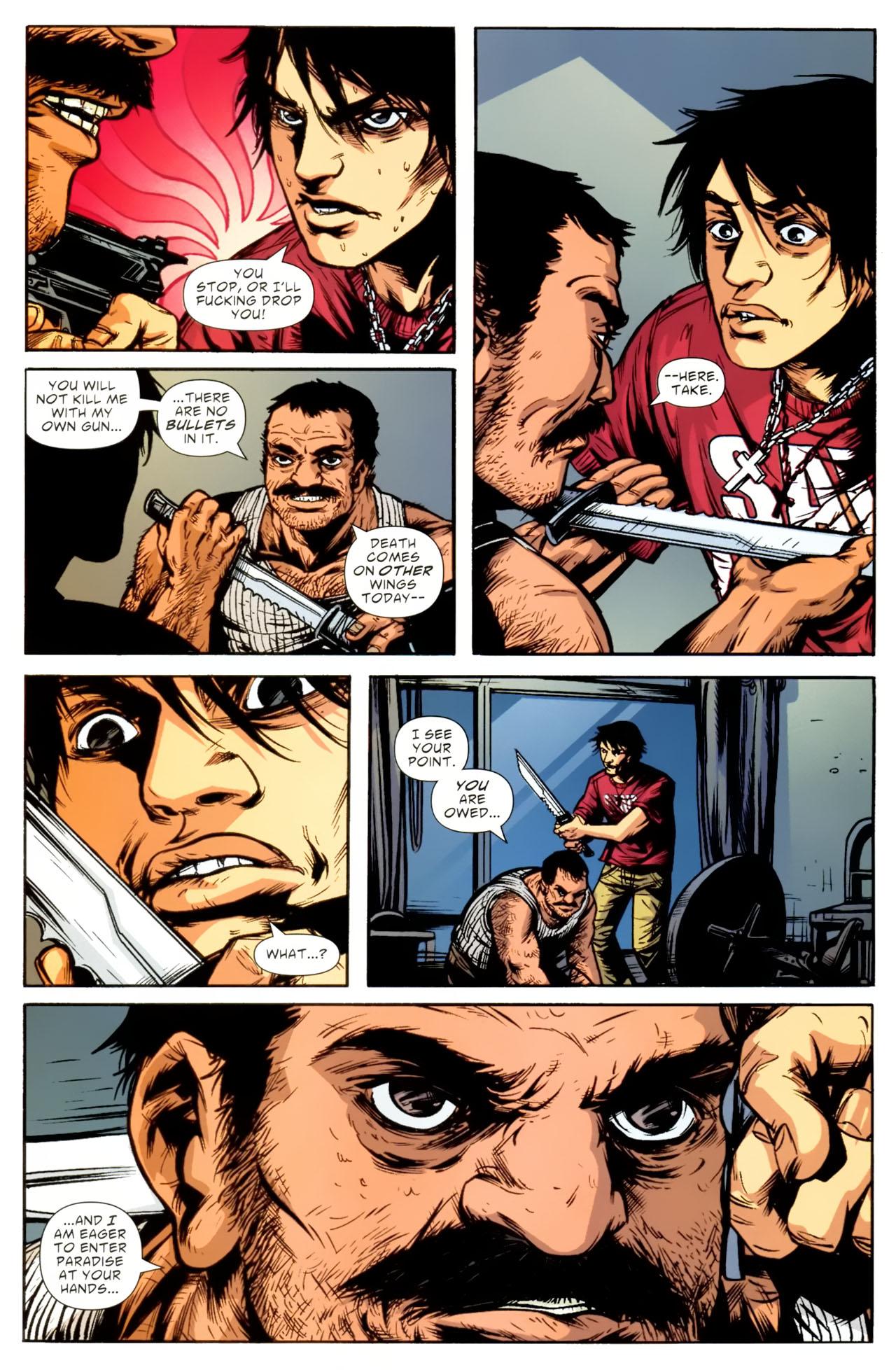 Read online American Virgin comic -  Issue #9 - 16