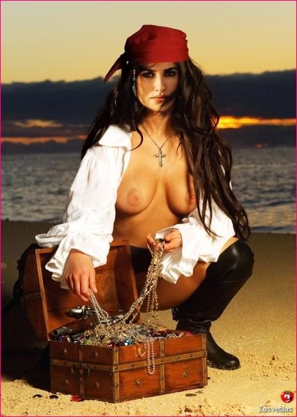 Эротические фотографии Пенелопы Крус