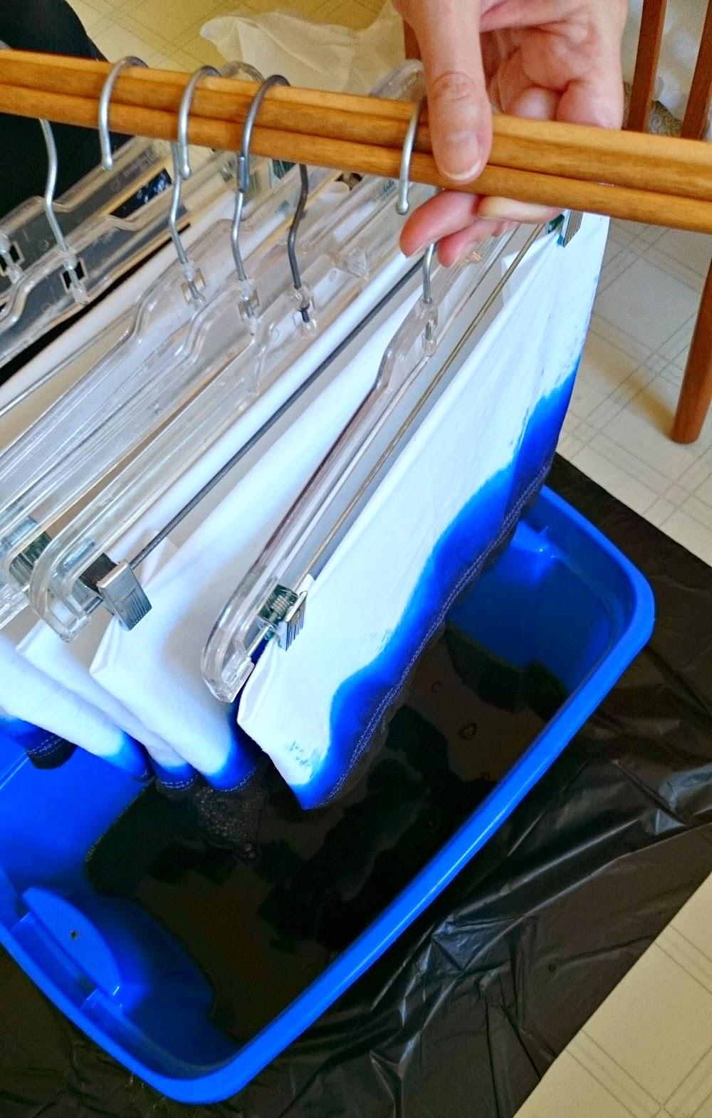 Dip dye tutorial