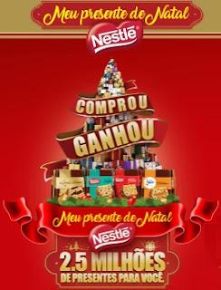 Cadastrar Promoção Nestlé Natal 2017 Meu Presente de Natal Panettones Comprou Ganhou