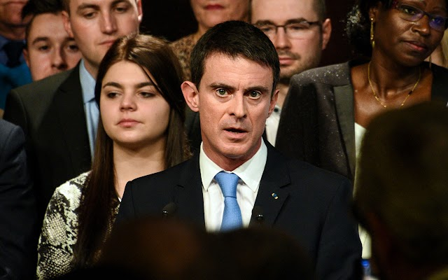 French ex-PM Manuel Valls struggles to ignite presidential run