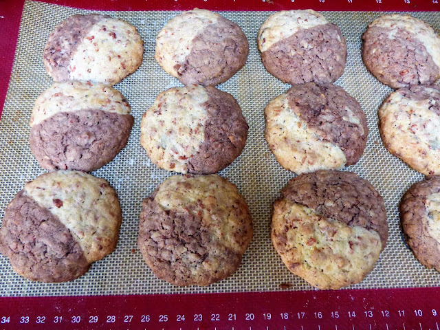 healthier cookies, muesli as baking ingredient