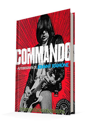 Descargar Commando. Autobiografía de Johnny Ramone