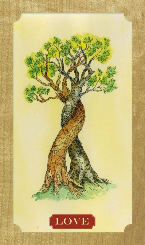 Cher Green: Tree Of Life Oracle By Elaine