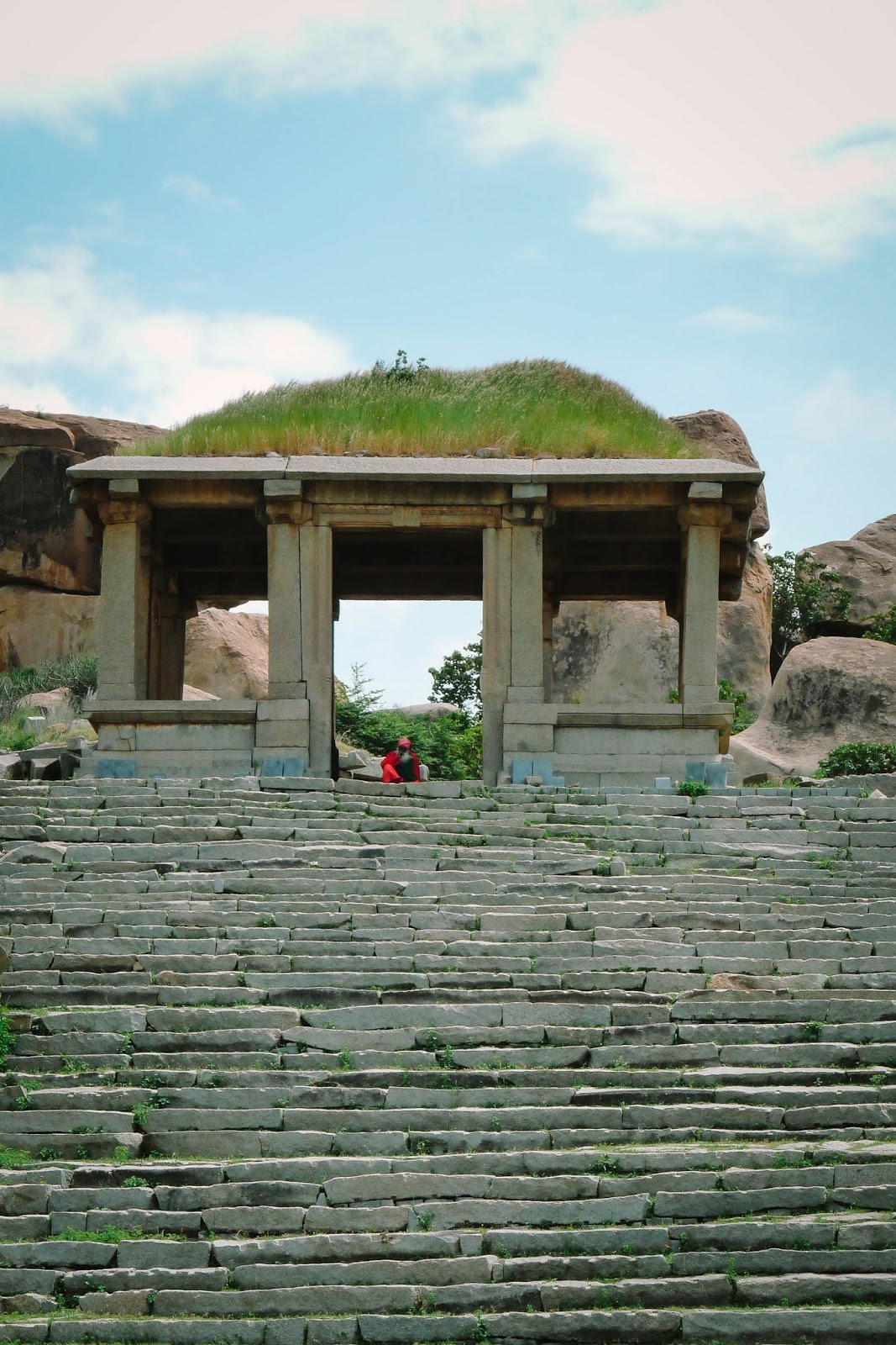 Hampi Travel Blog
