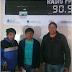 El intendente de Aguas Blancas estuvo en la radio del Colegio Secundario 5059