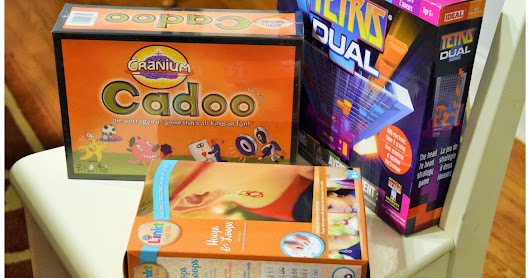 Goodbye Rainy Day Blues Hello To Games Your Kids Will Love! #Giveaway #Review