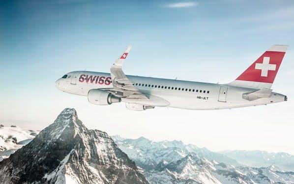 Paura in volo: Pilota colto da malore durante atterraggio aereo Swiss con 166 passeggeri.
