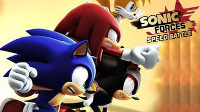 Sonic Forces Speed Battle v0.0.5 Apk Released Terbaru