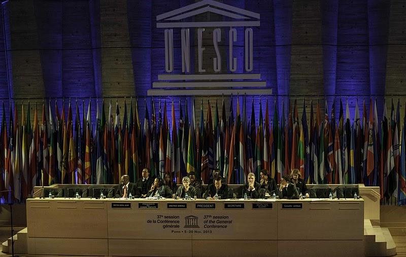 Asamblea General de la Unesco en Francia de 2013