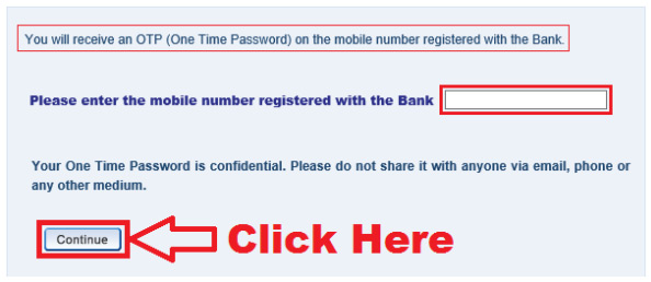reset hdfc netbanking password online