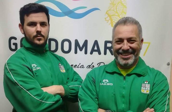 Ataense apresenta  Pedro Gonçalves