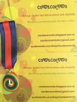 Medalla orgullo gay