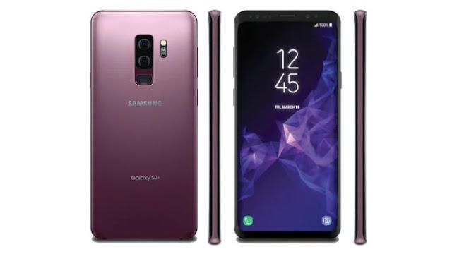 Muncul Varian Warna, Lilac Purple Samsung Galaxy S9 dan Galaxy S9 +
