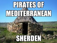 sherden - pirates of mediterranean