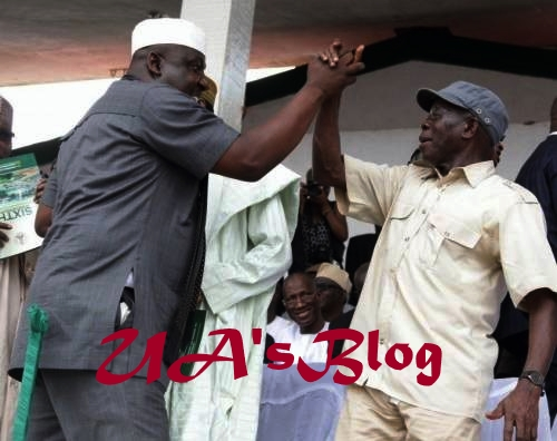 APC crisis: Okorocha reveals his 'issues' with Oshiomhole