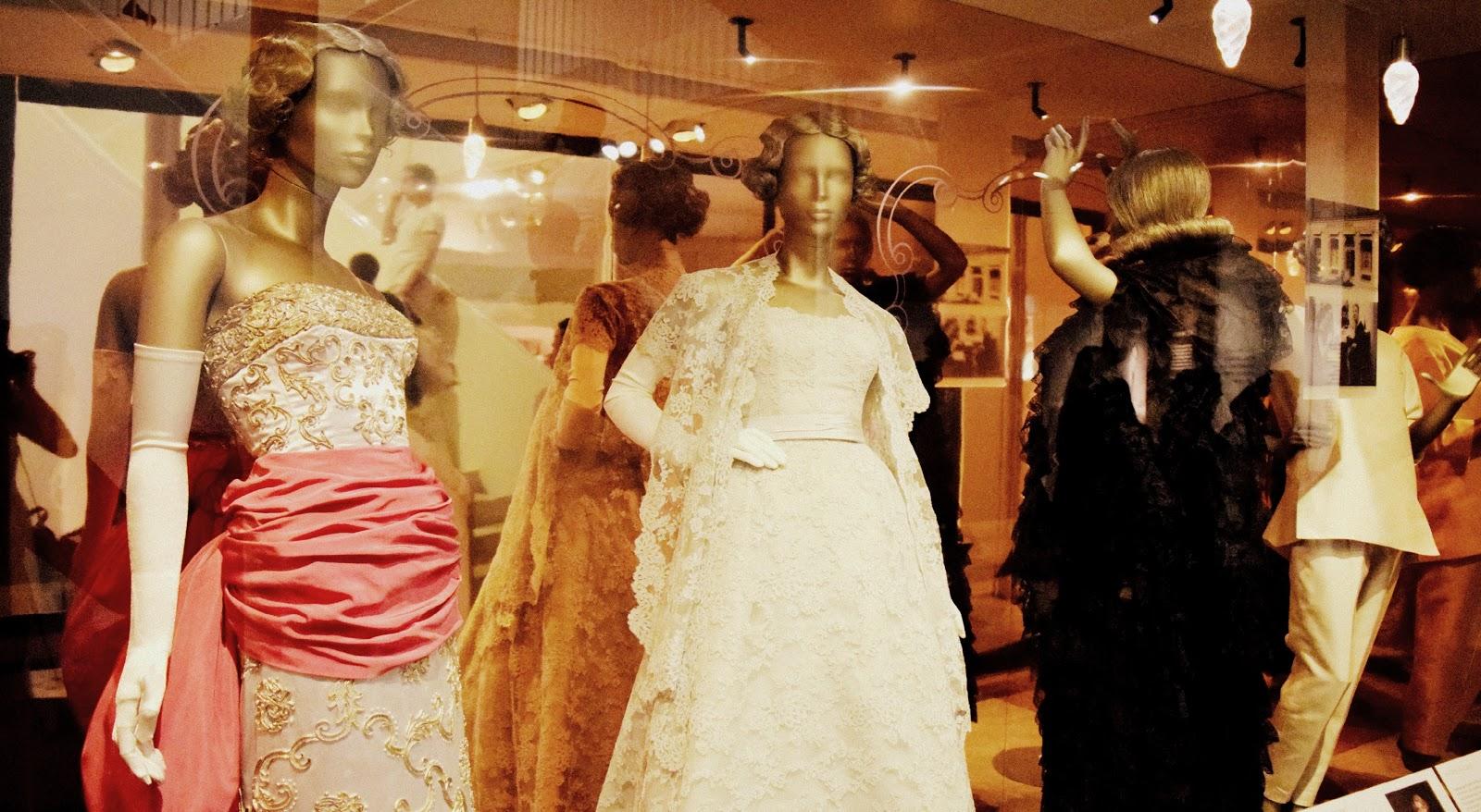 Balenciaga Shaping Fashion exhibition in London review