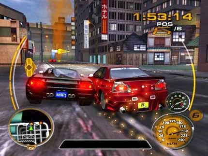Midnight Club 3 Free Download PC Game