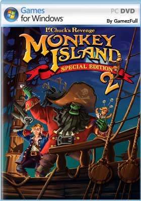 descargar Monkey Island 2 Special Edition pc full español mega y google drive.