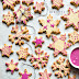 Biscotti di Natale  Vegani allo sciroppo d' acero