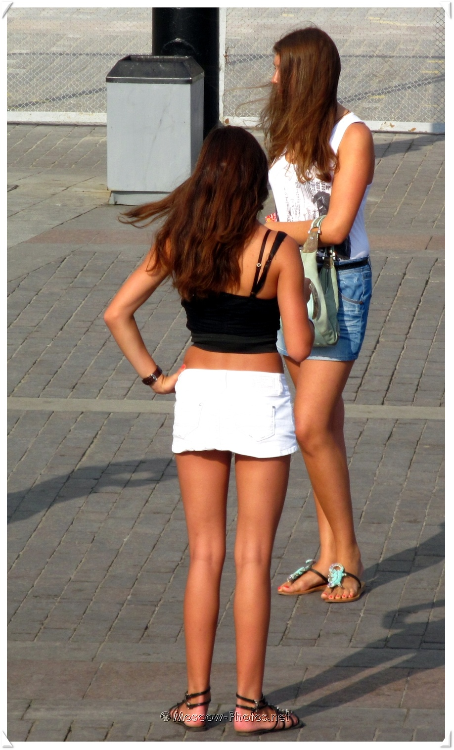 Hot Moscow Summer Babes