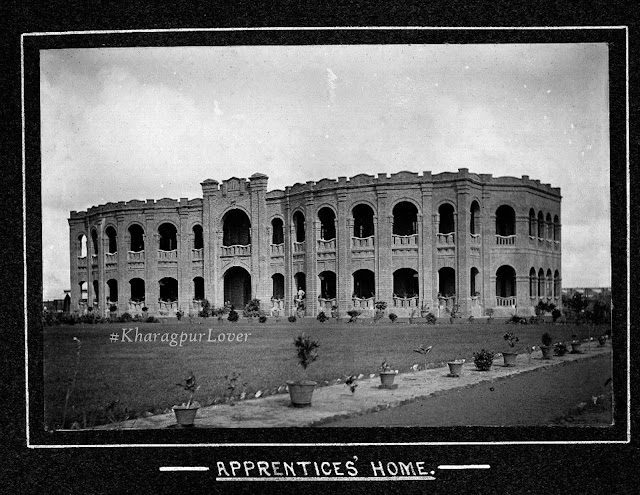 Apprentices House c1910