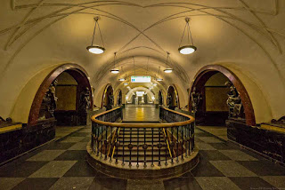 Estación de Ploschad Revolutsii